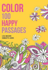 Omslag - Color 100 Happy Passages