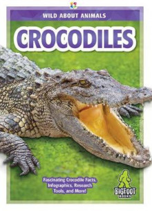 Crocodiles av Martha London (Innbundet)