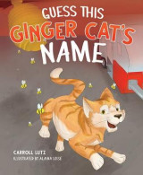 Omslag - Guess This Ginger Cat's Name