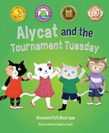 Omslag - Alycat and the Tournament Tuesday