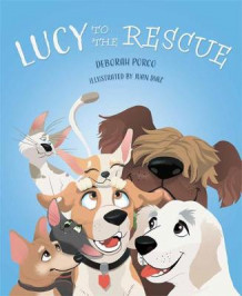 Lucy to the Rescue av Deborah Porco (Innbundet)