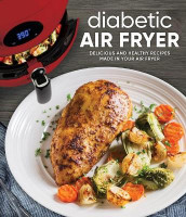 Diabetic Air Fryer av Publications International Ltd (Innbundet)