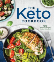 The Keto Cookbook av Publications International Ltd (Innbundet)