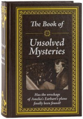 The Book of Unsolved Mysteries av Publications International Ltd (Innbundet)