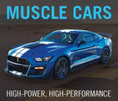 Muscle Cars: High-Power, High-Performance av Auto Editors of Consumer Guide og Publications International Ltd (Innbundet)