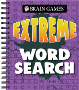 Omslag - Brain Games - Extreme Word Search (Purple)
