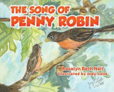 Omslag - The Song of Penny Robin