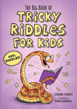 Omslag - The Big Book of Tricky Riddles for Kids
