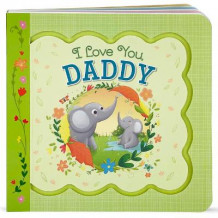 I Love You, Daddy av Minnie Birdsong (Kartonert)