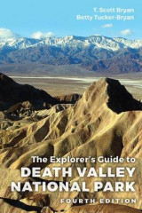 Omslag - The Explorer's Guide to Death Valley National Park, Fourth Edition