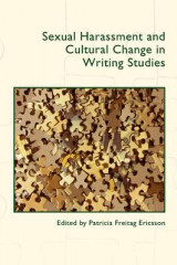 Omslag - Sexual Harassment and Cultural Change in Writing Studies