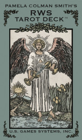Omslag - Pamela Colman Smith's Rws Tarot Deck(tm)