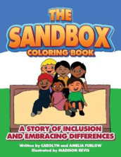 The Sandbox Coloring Book av Amelia Furlow og Carolyn Furlow (Heftet)