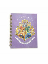 Omslag - Harry Potter Spiral Notebook