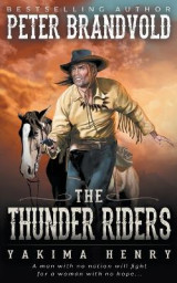 Omslag - The Thunder Riders