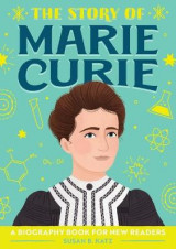 Omslag - The Story of Marie Curie