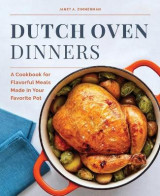 Omslag - Dutch Oven Dinners