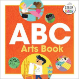 Omslag - ABC Arts Book
