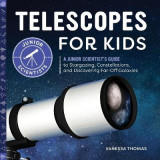 Omslag - Telescopes for Kids