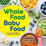 Omslag - Whole Food Baby Food