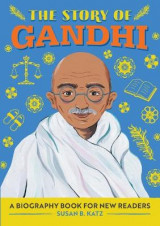 Omslag - The Story of Gandhi