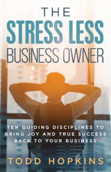 Omslag - The Stress Less Business Owner