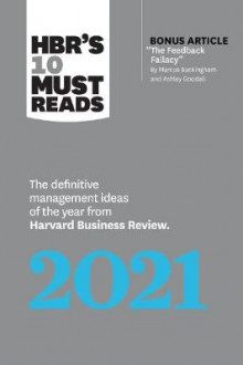 HBR's 10 Must Reads 2021 av Harvard Business Review (Heftet)