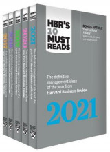 Omslag - 5 Years of Must Reads from HBR