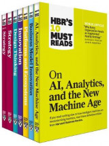 Omslag - HBR's 10 Must Reads on Technology and Strategy Collection (7 Books)