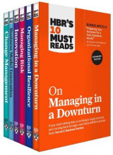 Omslag - HBR's 10 Must Reads for the Recession Collection (6 Books)