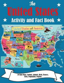 The United States Activity and Fact Book av Dylanna Press (Heftet)