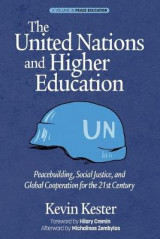 Omslag - The United Nations and Higher Education