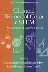 Omslag - Girls and Women of Color In STEM
