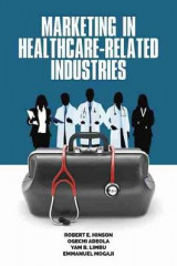 Omslag - Marketing in Healthcare-Related Industries