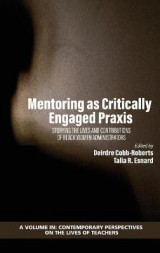 Omslag - Mentoring as Critically Engaged Praxis