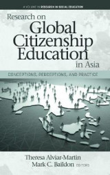 Omslag - Research on Global Citizenship Education in Asia