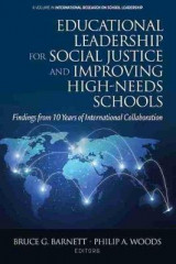 Omslag - Educational Leadership for Social Justice and Improving High-Needs Schools