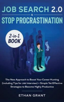 Job Search and Stop Procrastination 2-in-1 Book av Sean Winter (Innbundet)