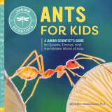 Omslag - Ants for Kids
