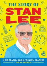 Omslag - The Story of Stan Lee