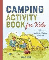 Omslag - Camping Activity Book for Kids