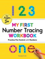 Omslag - My First Number Tracing Workbook