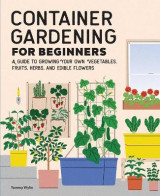 Omslag - Container Gardening for Beginners