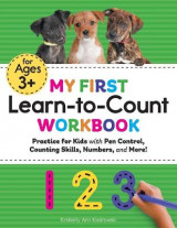 Omslag - My First Learn-To-Count Workbook