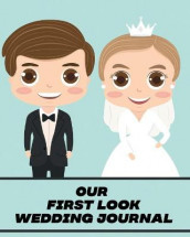 Our First Look Wedding Journal av Patricia Larson (Heftet)