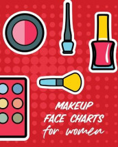 Makeup Face Charts For Women av Patricia Larson (Heftet)