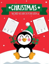 Omslag - Christmas Word Search For Kids