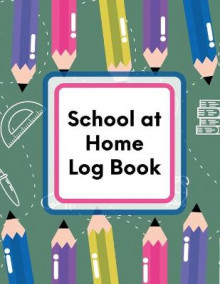 School At Home Log Book av Patricia Larson (Heftet)