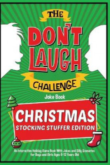 The Don't Laugh Challenge - Christmas Stocking Stuffer Edition av Billy Boy (Heftet)