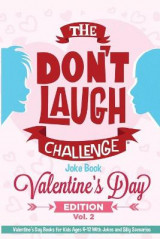 Omslag - The Don't Laugh Challenge Valentine's Day Gifts for Kids Edition